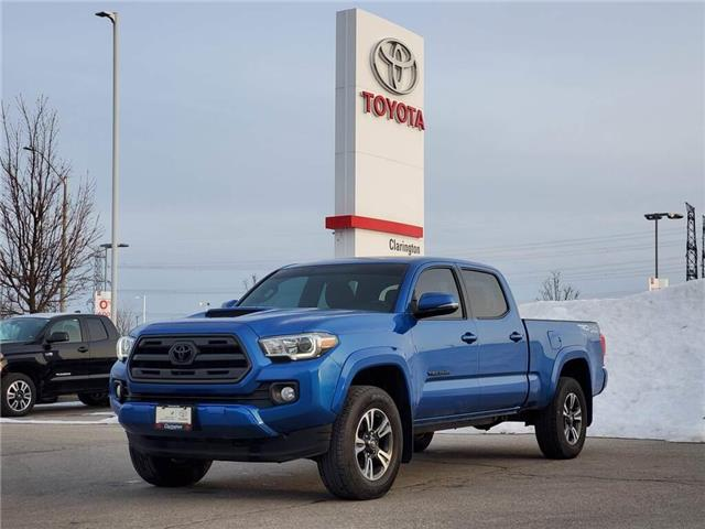 2016 Toyota Tacoma  (Stk: P2410) in Bowmanville - Image 1 of 25