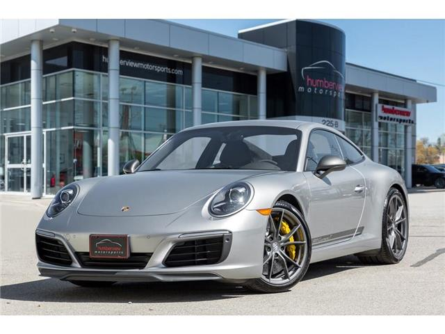 2018 Porsche 911 Carrera T WP0AA2A99JS105880 19HMS821 in Mississauga