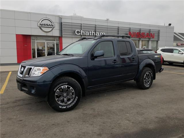 2019 Nissan Frontier PRO-4X (Stk: 1N430) in Chatham - Image 1 of 20