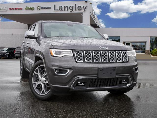 2019 Jeep Grand Cherokee Overland (Stk: LC0157) in Surrey - Image 1 of 24