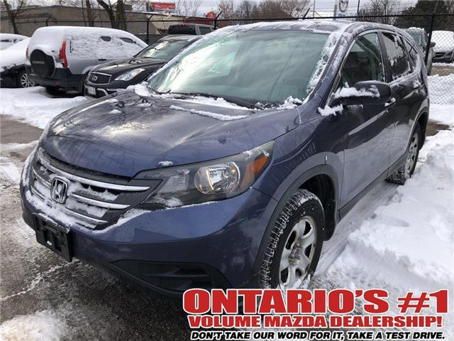 2012 Honda CR-V LX (Stk: 85181A) in Toronto - Image 1 of 22