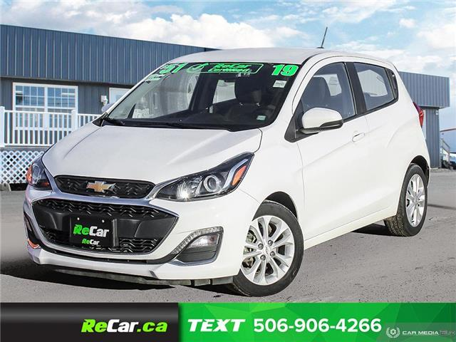 2019 Chevrolet Spark 1LT CVT KL8CD6SA0KC711301 200183A in Saint John