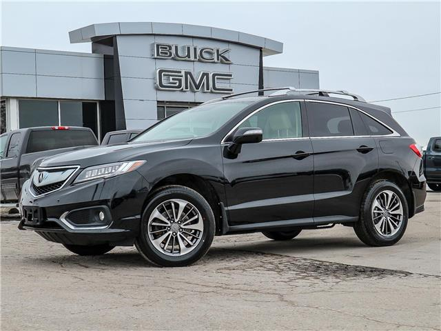 2018 Acura RDX Elite (Stk: 803093U) in PORT PERRY - Image 1 of 30