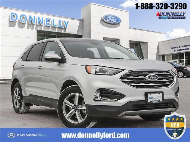 2019 Ford Edge SEL (Stk: DUR6386) in Ottawa - Image 1 of 28