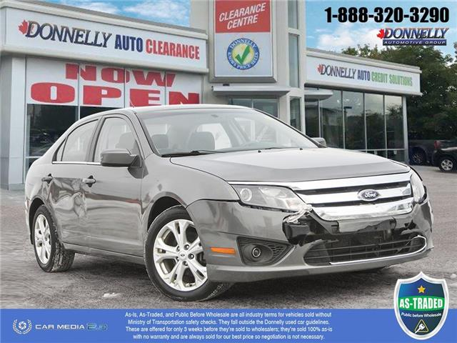2012 Ford Fusion SE (Stk: PBWDUR6234A) in Ottawa - Image 1 of 28