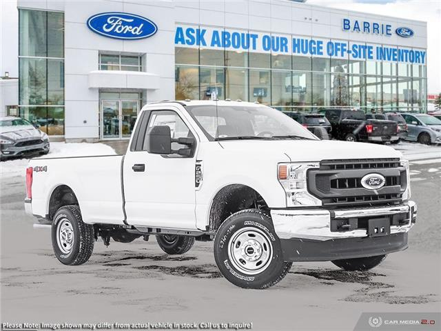 2020 Ford F-250 XL (Stk: U0430) in Barrie - Image 1 of 25