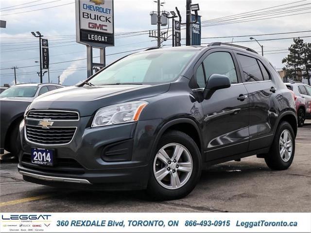 2014 Chevrolet Trax 1LT (Stk: T11651A) in Etobicoke - Image 1 of 23