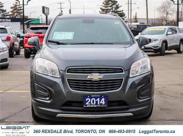 2014 Chevrolet Trax 1LT (Stk: T11651A) in Etobicoke - Image 2 of 23