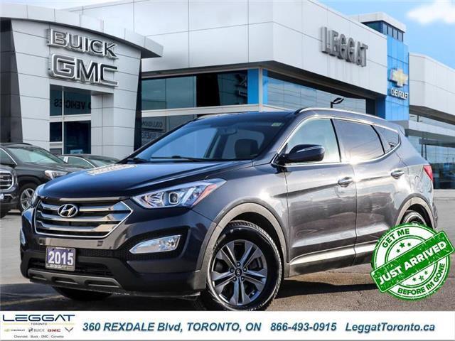 2015 Hyundai Santa Fe Sport  (Stk: 131335A) in Etobicoke - Image 1 of 30