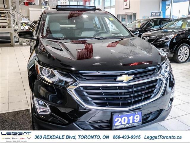 2019 Chevrolet Equinox LT (Stk: T11706) in Etobicoke - Image 2 of 23