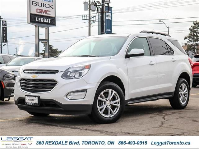 2016 Chevrolet Equinox 1LT (Stk: T11674A) in Etobicoke - Image 1 of 27