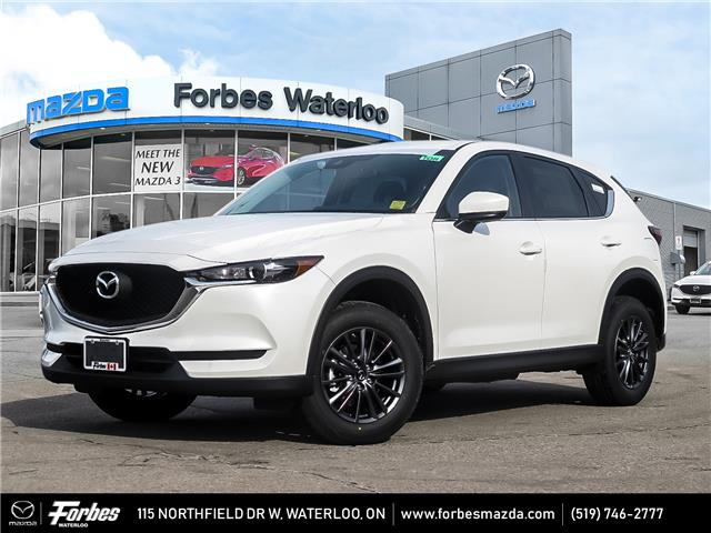 2020 Mazda CX-5 GX (Stk: M6872) in Waterloo - Image 1 of 13