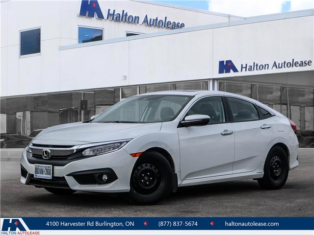 2018 Honda Civic Touring (Stk: 309735A) in Burlington - Image 1 of 30