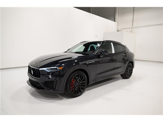 2019 Maserati Levante GTS (Stk: 989MCE) in Edmonton - Image 1 of 17
