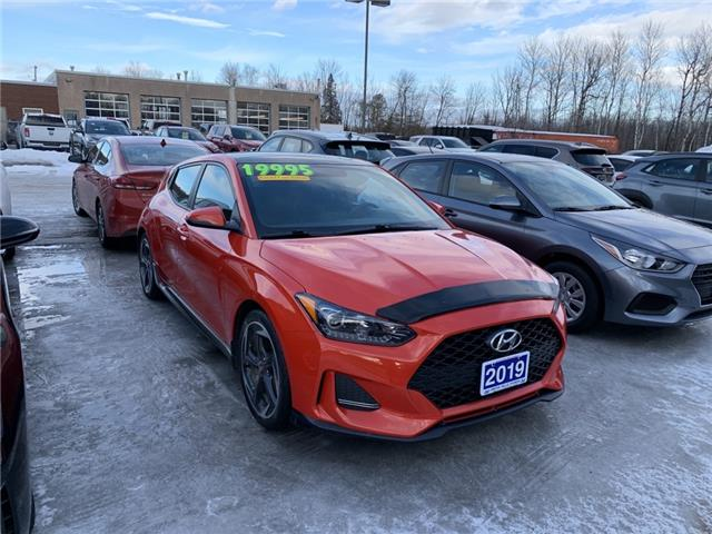 2019 Hyundai Veloster Turbo (Stk: 99321) in Smiths Falls - Image 1 of 3