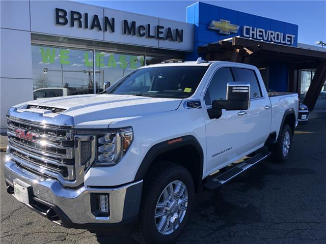 2020 GMC Sierra 3500HD SLT (Stk: M5022-20) in Courtenay - Image 1 of 19