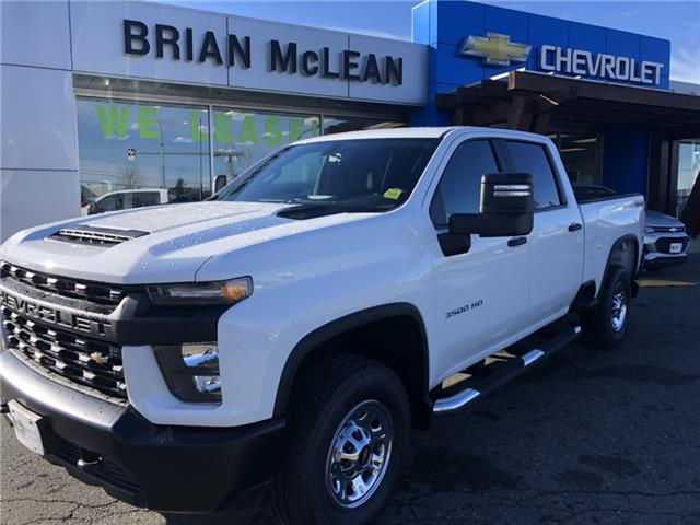 2020 Chevrolet Silverado 3500HD Work Truck (Stk: M5014-20) in Courtenay - Image 1 of 19