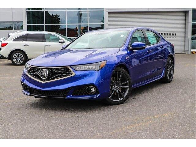 2020 Acura TLX Tech A-Spec (Stk: 18764) in Ottawa - Image 1 of 29