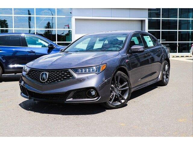 2020 Acura TLX Tech A-Spec w/Red Leather (Stk: 19055) in Ottawa - Image 1 of 28