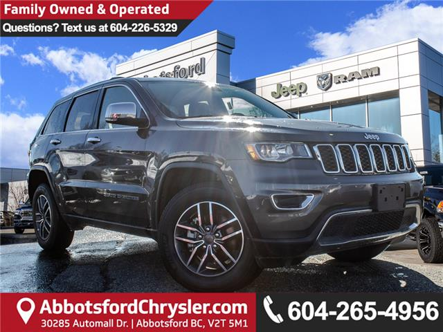 2019 Jeep Grand Cherokee Limited (Stk: AB0921) in Abbotsford - Image 1 of 26