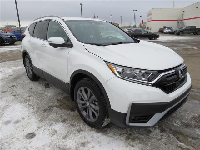 2020 Honda CR-V Sport (Stk: 200160) in Airdrie - Image 1 of 8