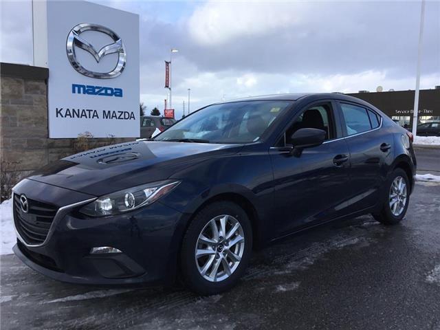 2016 Mazda Mazda3 GS (Stk: 11135a) in Ottawa - Image 1 of 18