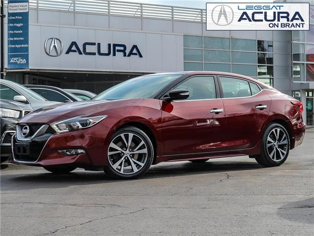 2016 Nissan Maxima  (Stk: D485A) in Burlington - Image 1 of 28