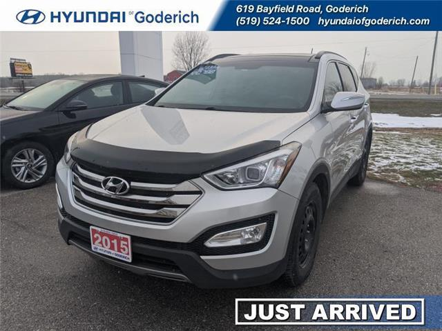 2015 Hyundai Santa Fe Sport Limited (Stk: 20147A) in Goderich - Image 1 of 20