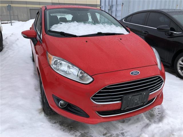 2014 Ford Fiesta  (Stk: 2019796B) in Orillia - Image 1 of 1