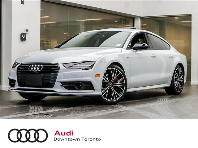 2017 Audi A7 3.0T Competition (Stk: P3647) in Toronto - Image 1 of 14