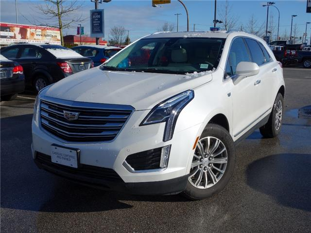 2017 Cadillac XT5 Luxury (Stk: X29021) in Langley City - Image 1 of 30