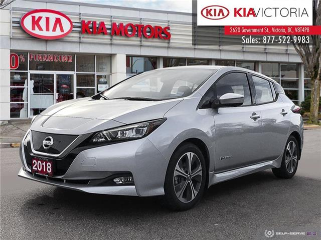 2018 Nissan LEAF SL (Stk: A1468) in Victoria - Image 1 of 25