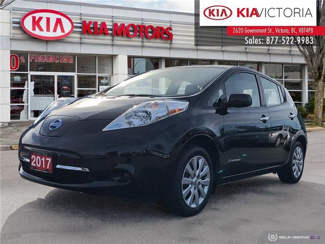 2017 Nissan LEAF S (Stk: A1512) in Victoria - Image 1 of 25