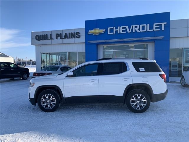 2020 GMC Acadia SLT (Stk: 20T062) in Wadena - Image 1 of 14