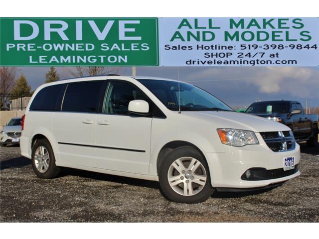 2016 Dodge Grand Caravan Crew (Stk: D0244) in Leamington - Image 1 of 30