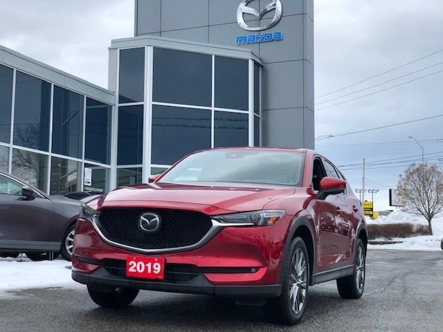 2019 Mazda CX-5 Signature (Stk: 211051) in Gloucester - Image 1 of 20