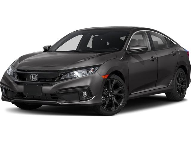 2020 Honda Civic Sport (Stk: 26032) in North York - Image 1 of 1