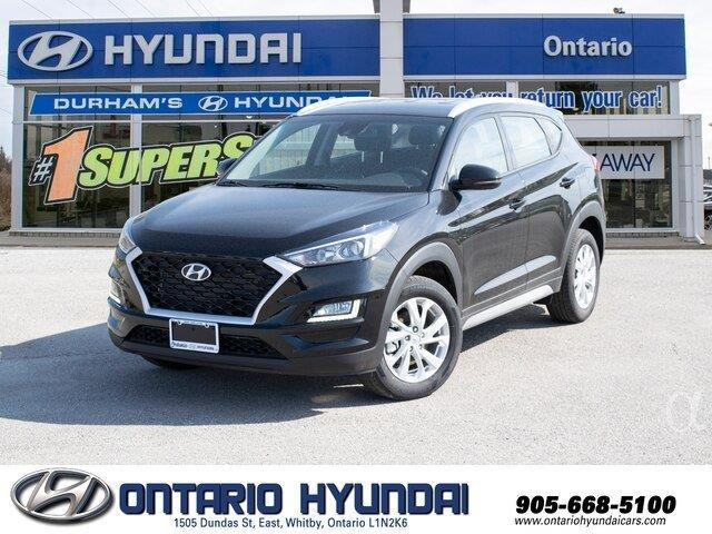 2020 Hyundai Tucson Preferred w/Sun & Leather Package (Stk: 111785) in Whitby - Image 1 of 21