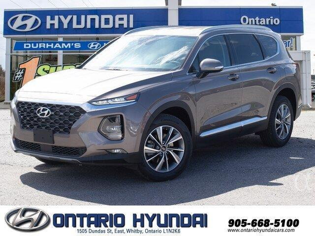 2020 Hyundai Santa Fe Preferred 2.4 w/Sun & Leather Package (Stk: 161289) in Whitby - Image 1 of 23