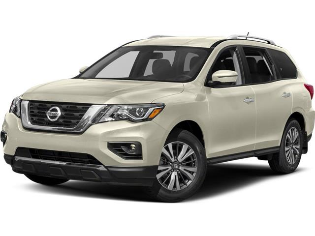 2018 Nissan Pathfinder SL Premium (Stk: 8A4732A) in Courtenay - Image 1 of 1