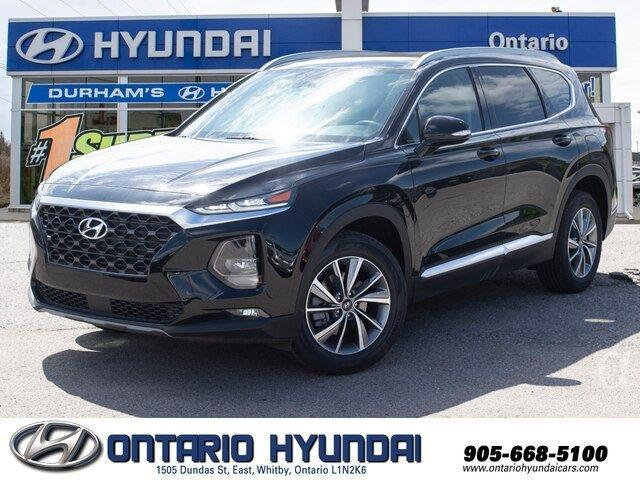 2020 Hyundai Santa Fe Preferred 2.4 w/Sun & Leather Package (Stk: 159068) in Whitby - Image 1 of 22