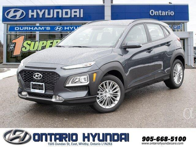 2020 Hyundai Kona 2.0L Luxury (Stk: 471400) in Whitby - Image 1 of 21
