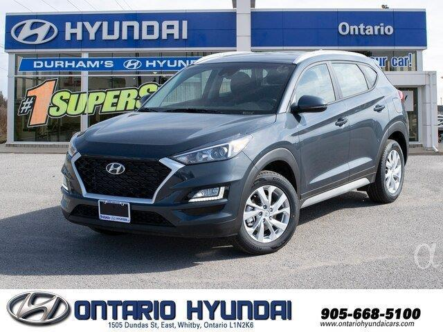 2020 Hyundai Tucson Preferred w/Sun & Leather Package (Stk: 096664) in Whitby - Image 1 of 20