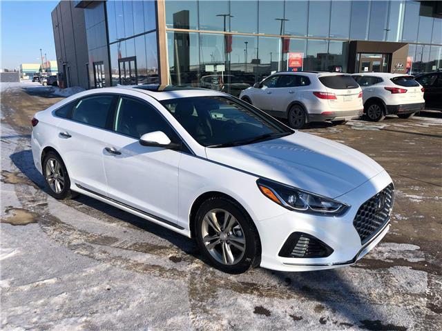 2019 Hyundai Sonata  5NPE34AFXKH785687 H2558 in Saskatoon