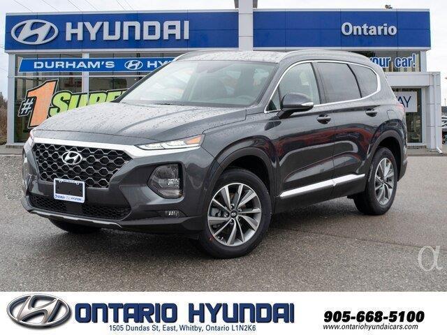 2020 Hyundai Santa Fe Preferred 2.4 (Stk: 201269) in Whitby - Image 1 of 21