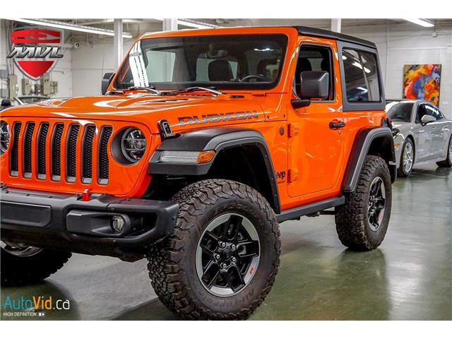 2019 Jeep Wrangler Rubicon 1C4HJXCG0KW512780  in Oakville