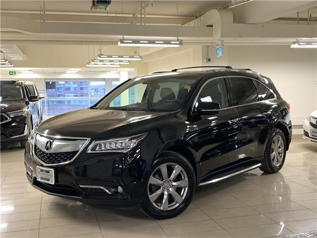 2016 Acura MDX Elite Package (Stk: AP3526) in Toronto - Image 1 of 37