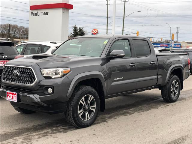 2018 Toyota Tacoma  (Stk: TW103A) in Cobourg - Image 1 of 23