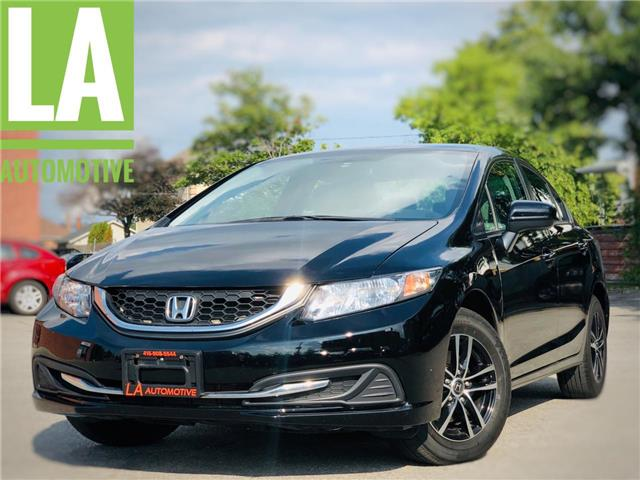 2015 Honda Civic LX (Stk: 1FSOLK) in North York - Image 1 of 24