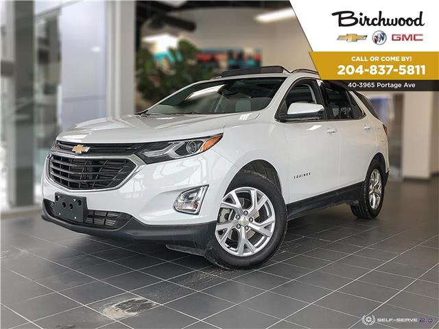 2019 Chevrolet Equinox LT (Stk: F31VY9) in Winnipeg - Image 1 of 27